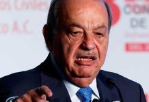 Inversión privada en infraestructura va retrasada: Carlos Slim