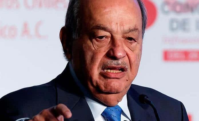 Carlos Slim lidera a los 51 millonarios latinos de la lista anual de Forbes