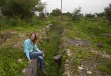 Hallan ruinas de antigua mezquita junto al Mar de Galilea