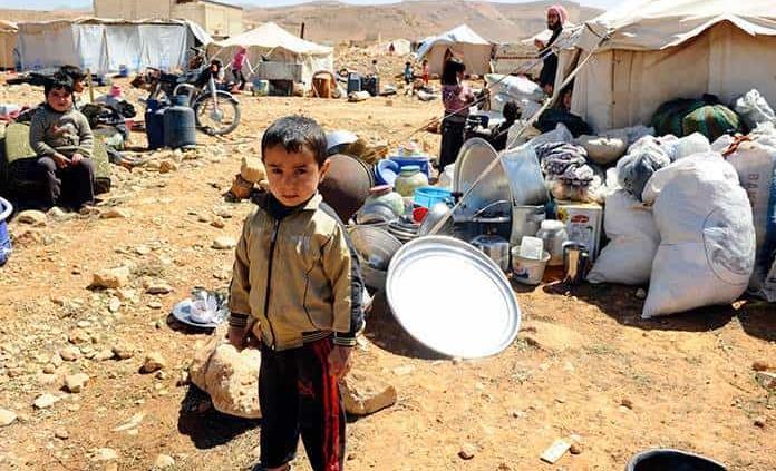 Baja a mínimos el caudal del Éufrates, del que dependen millones de sirios