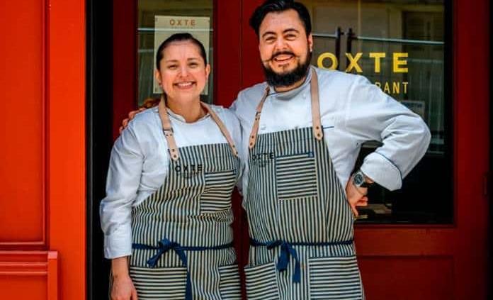 Restaurante mexicano brilla en París con su primera estrella Michelin