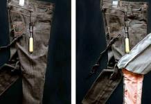 Conoce los jeans con airbag