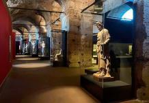 Una muestra en el Coliseo narra la influencia de Roma sobre Pompeya