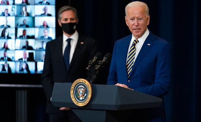 Secretario de Estado de EU viene a festejos patrios de México en lugar de Joe Biden