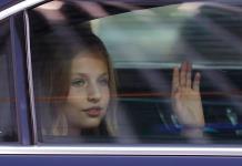 La princesa Leonor de España estudiará en Gales