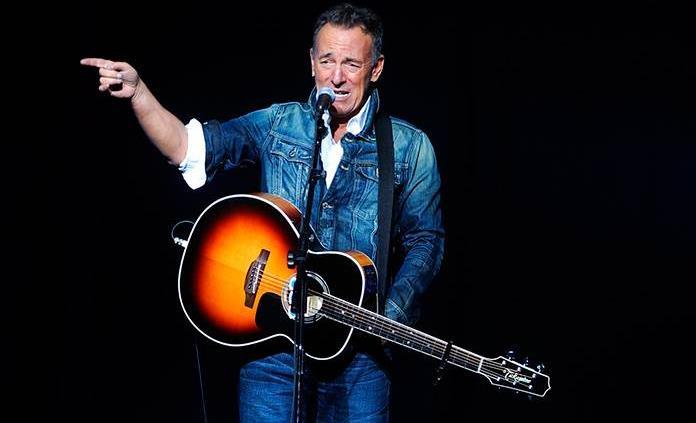 Recuperan históricos conciertos de los inicios de Springsteen y E-Street Band