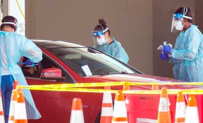 Estados Unidos acumula 559 mil 066 muertos y 30 millones 917 mil 756 contagios por covid-19
