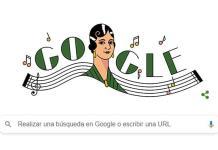 ¿Quién era María Grever y por qué está en el Doodle de Google?