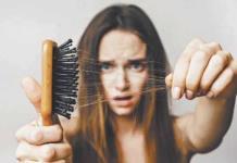 ¿Se te cae el cabello?