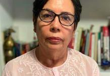 Ángeles G. se registra como precandidata a  alcaldía por Morena