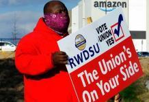 Amazon llevará hasta el final la batalla contra su primer sindicato en EEUU