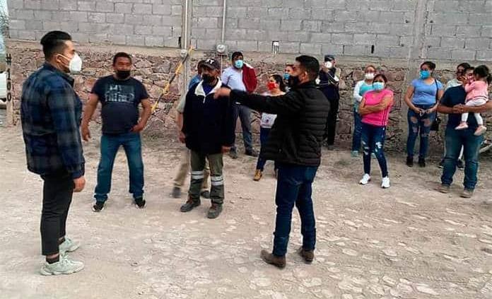 Piden instalar red de drenaje en calle Fernando Amilpa