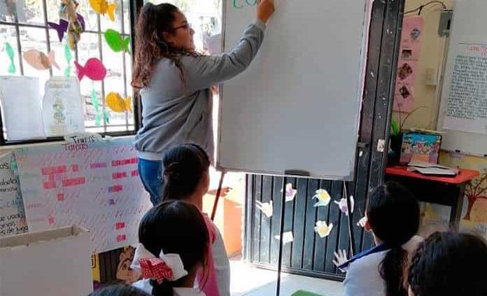 Refuerzan el programa Aprendiendo en Casa