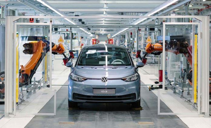 Volkswagen se enfoca en los autos eléctricos