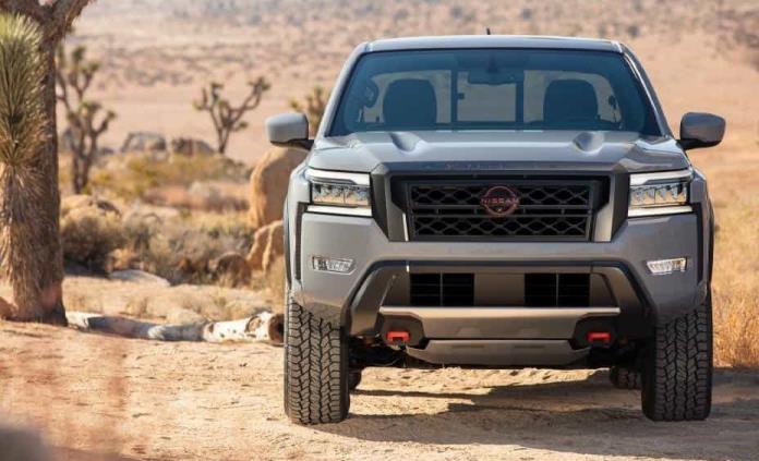La Nissan Frontier 2022 debuta en Estados Unidos