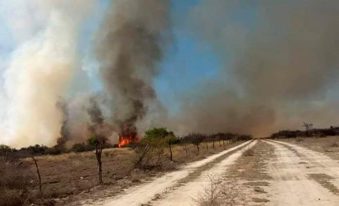 Llaman a evitar quemas para prevenir incendios