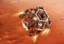 La sonda Perseverance está lista para su peligroso aterrizaje en Marte