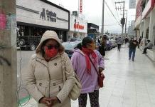 Arrecia el frío en Valles