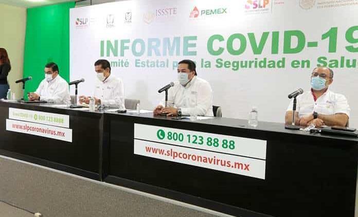 La Huasteca registró 6 decesos por Covid ayer