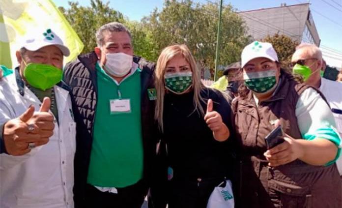 Miembros del Cabildo de Valles dejan el trabajo para asistir a mítines