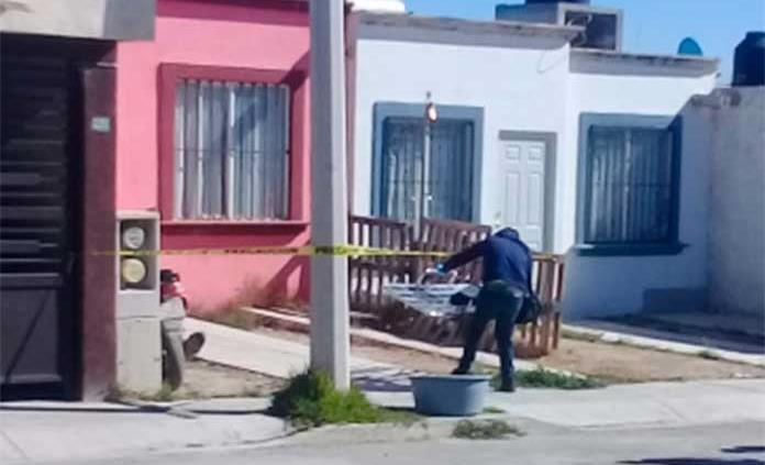 Asesinan en Matehuala a un menor de edad