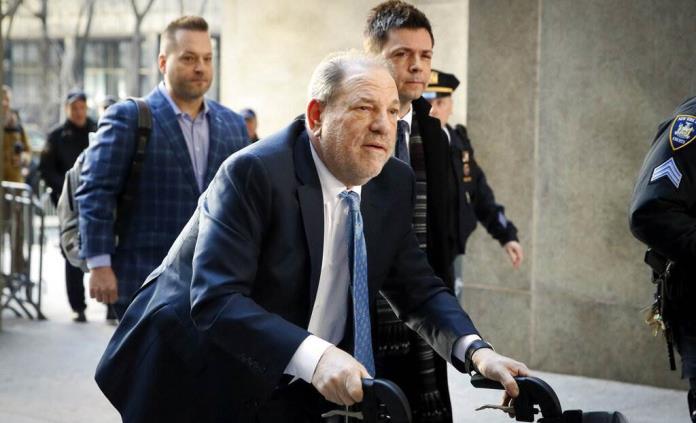 Jueza rechaza suspender plan de bancarrota de Weinstein Co.