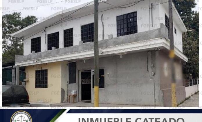 Durante cateo, aseguran una unidad de almacenamiento de circuito cerrado para esclarecer una investigación en Tamuín