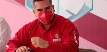 Moreno Cárdenas pide voto útil de michoacanos
