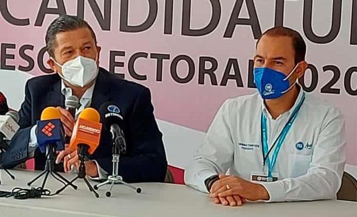 Sí por San Luis busca que la delincuencia organizada no llegue a gobierno: Marko Cortés