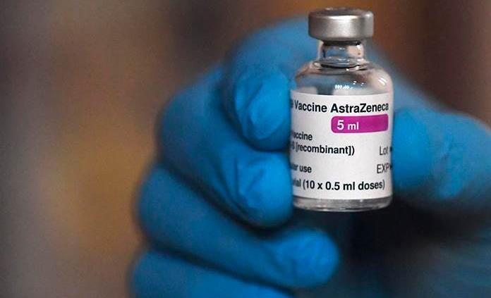 Avanza envasado de la vacuna de AstraZeneca