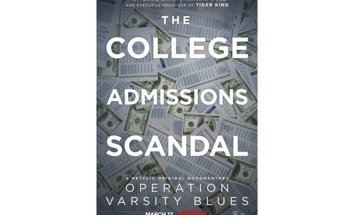 Netflix anuncia documental sobre sobornos a universidades