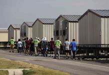EEUU reabre instalación en Texas para niños migrantes