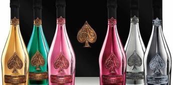 El grupo LVMH compra el 50% de las acciones del champagne del rapero Jay-Z