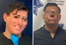 Caen dos sujetos tras robar una bicicleta en Calzada de Guadalupe