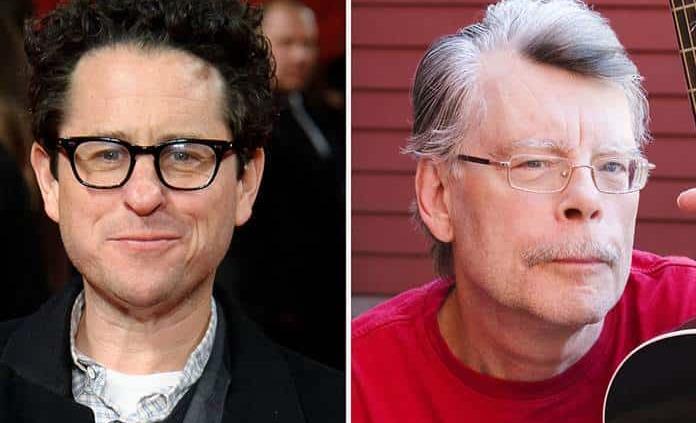 Stephen King hace dupla con  J.J. Abrams