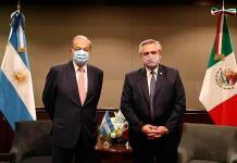 Carlos Slim asegura que tiene confianza en Argentina y seguirá invirtiendo