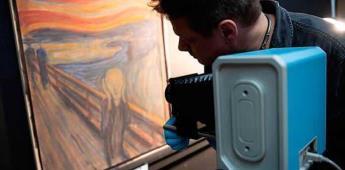 El mensaje oculto de El grito fue escrito por Munch mismo