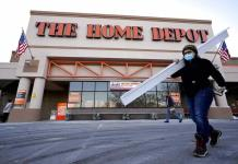En un año de pandemia, las cifras de Home Depot brillan