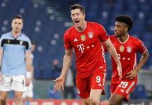 El Bayern aplasta al Lazio en Champions League