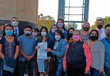 Padres de niños con cáncer exigen al Gobierno de AMLO que cumpla sentencia