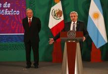 AMLO y yo seremos los presidentes de la pandemia: Alberto Fernández