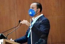 Irrelevante, la visita del presidente de Argentina a México, dice Marko Cortés