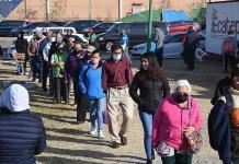 Suman 53 mil 500 adultos mayores vacunados en Ecatepec