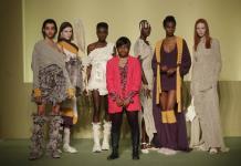 Diseñadores nacidos en África inician Semana de Milán