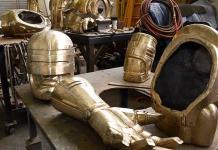 Museo de Detroit cancela planes de estatua de RoboCop