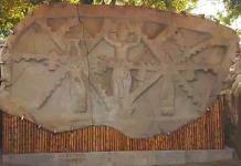 Recuerdan el descubrimiento del Monumento 32