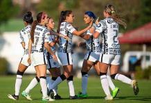 América derrota a Pumas en el clásico capitalino Femenil