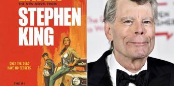 Stephen King habla de crimen, creatividad y su nueva novela