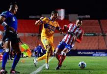 Atlético de San Luis empata a Tigres de último minuto