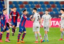Athletic iguala con Levante en la liga; se medirán en Copa del Rey